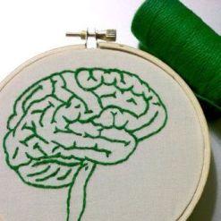 BrainEmbroid